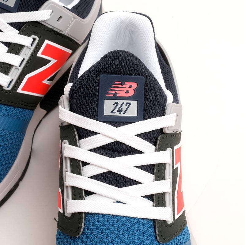 New Balance MS247NMU 'J.Crew Inspired' | Light Blue - CROSSOVER ONLINE