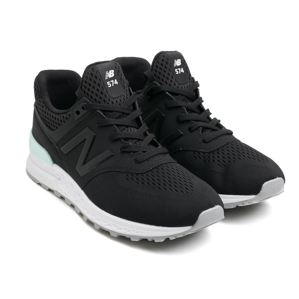 New BalanceMS574TMB Sport | Black - CROSSOVER ONLINE