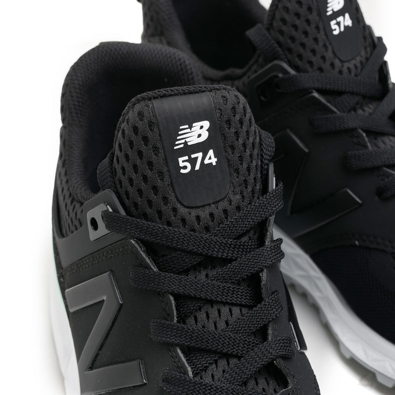 New Balance MS574TMB Sport | Black - CROSSOVER