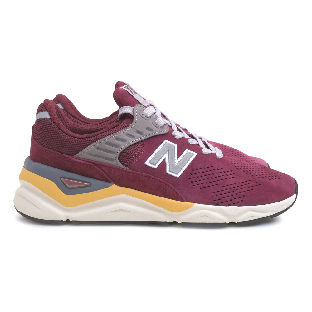 New Balance X-90 PNC | Burgundy - CROSSOVER