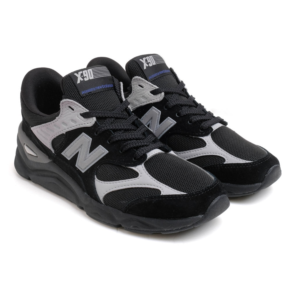 New Balance X90 SID 'Seoul Edition' | Black - CROSSOVER
