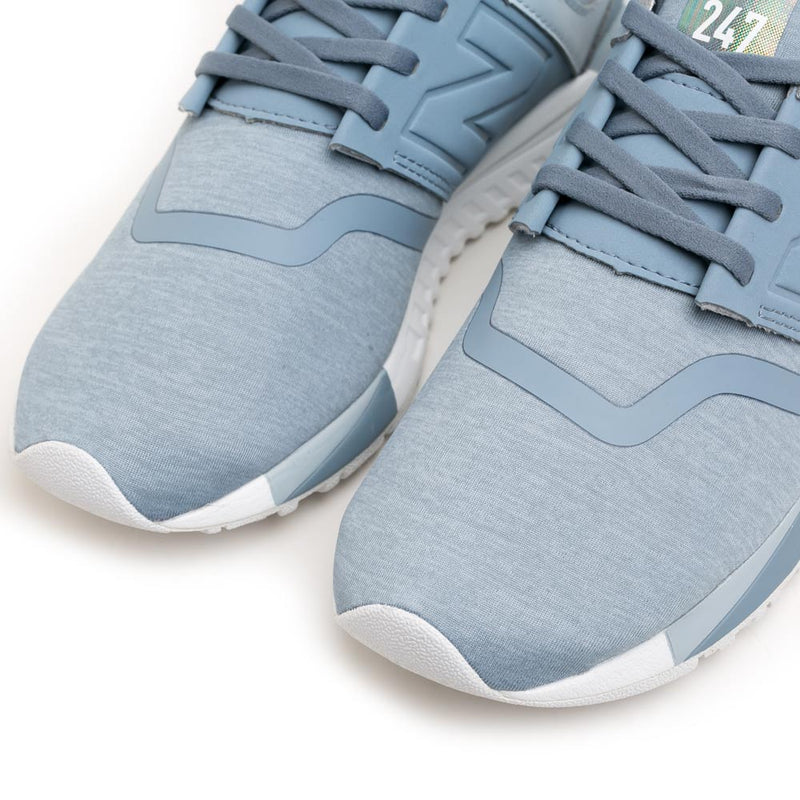 New Balance Women's WRL247YE Classic | Blue - CROSSOVER ONLINE