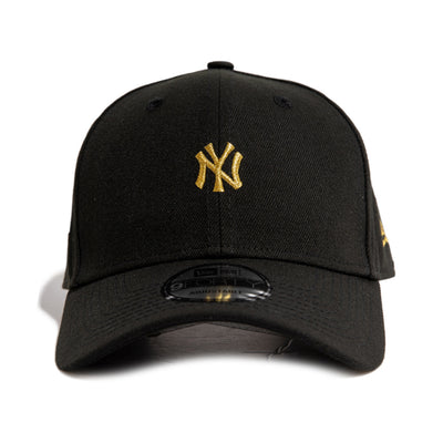 New EraNew York Yankees 9FORTY Snapback | Black Gold - CROSSOVER