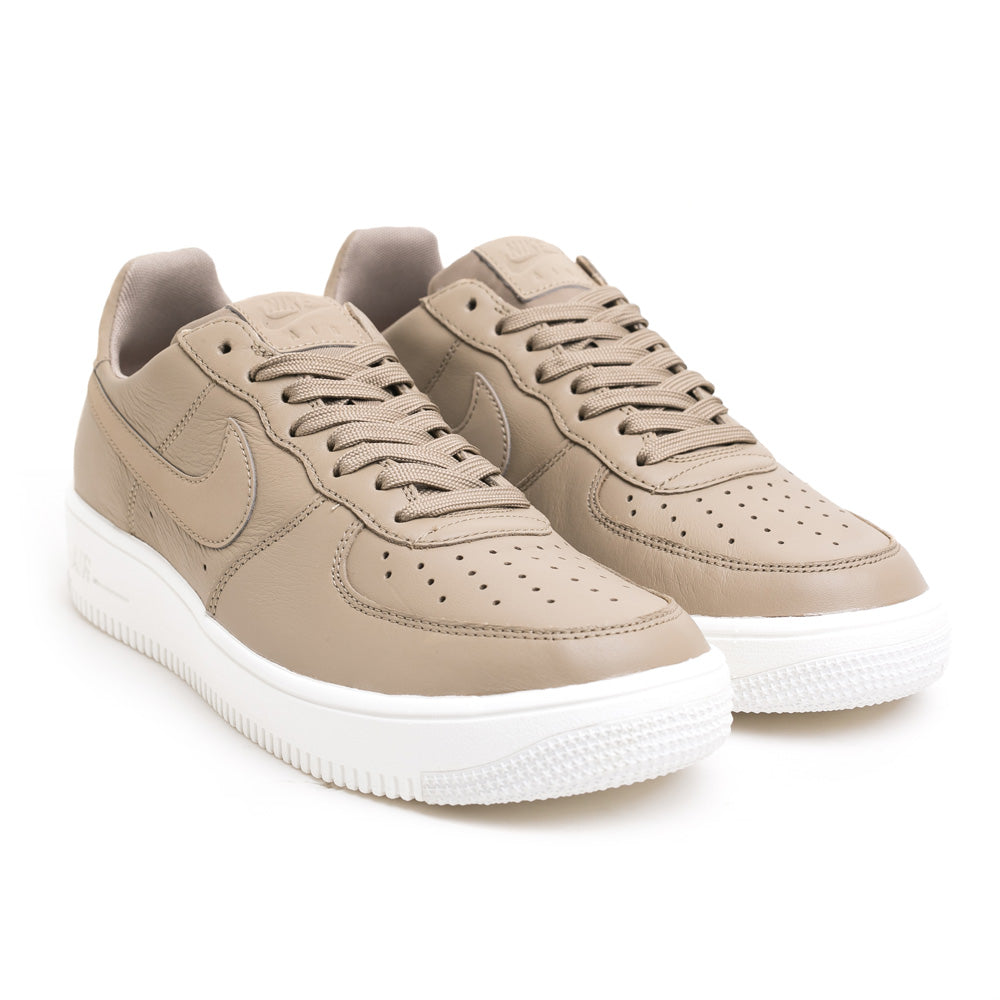 Nike Men's Air Force 1 Ultraforce Leather | Mushroom - CROSSOVER ONLINE