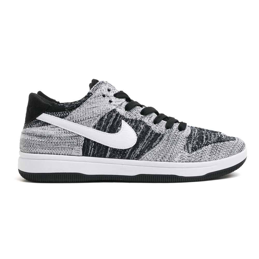 Nike Men's Dunk Low Flyknit | Black - CROSSOVER ONLINE