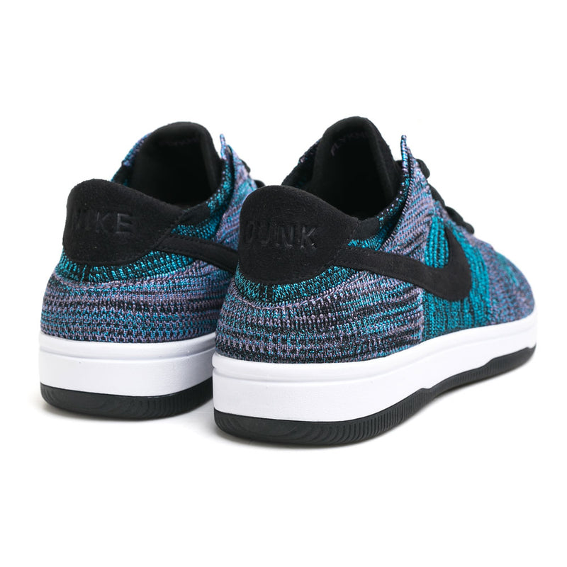 Men's Dunk Low Flyknit | Bright Violet