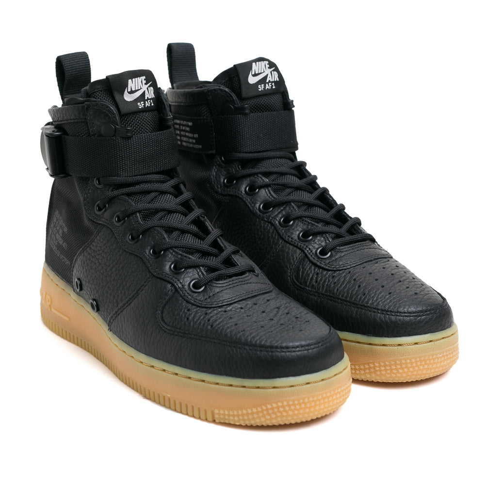 Men's SF Air Force 1 Mid | Black