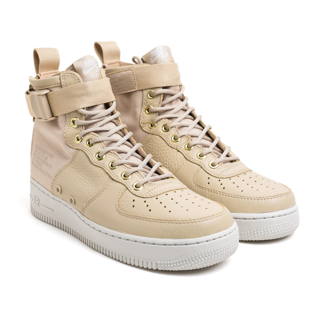 Nike Men's SF Air Force 1 Mid | Mushroom - CROSSOVER ONLINE