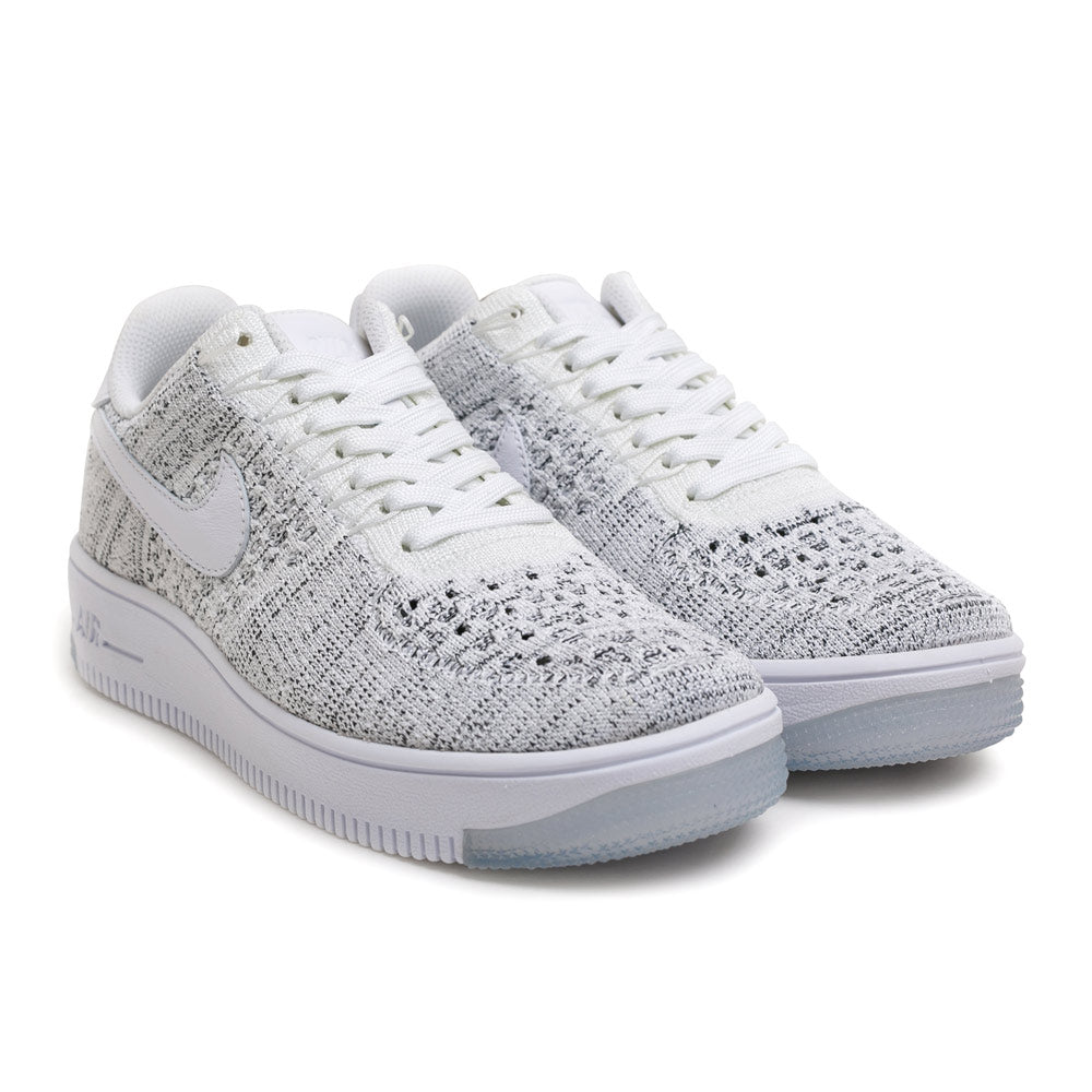 Wmn's Air Force 1 Flyknit Low | White