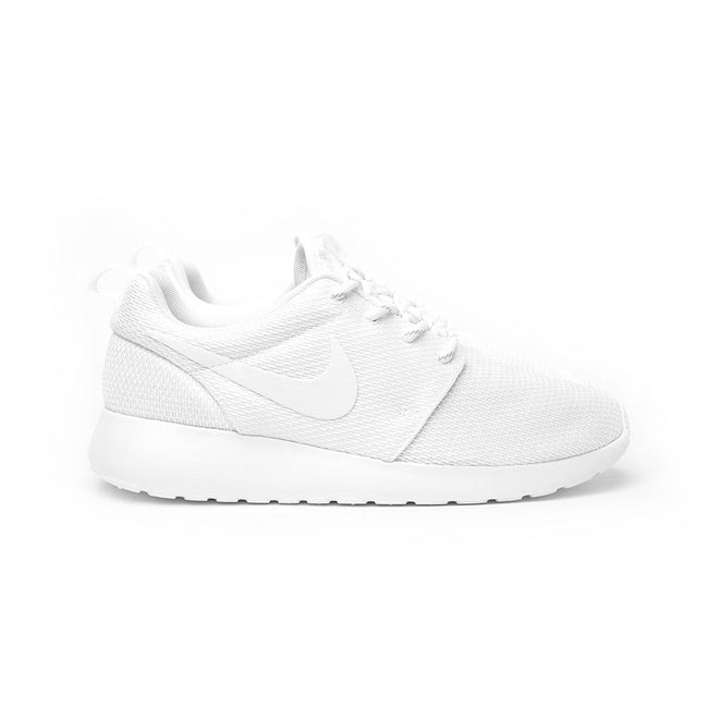 Wmn's Roshe One | White/White
