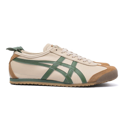 Onitsuka Tiger Mexico 66 | Beige Grass Green - CROSSOVER