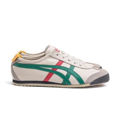 Onitsuka Tiger Mexico 66 | Beige/Green - CROSSOVER
