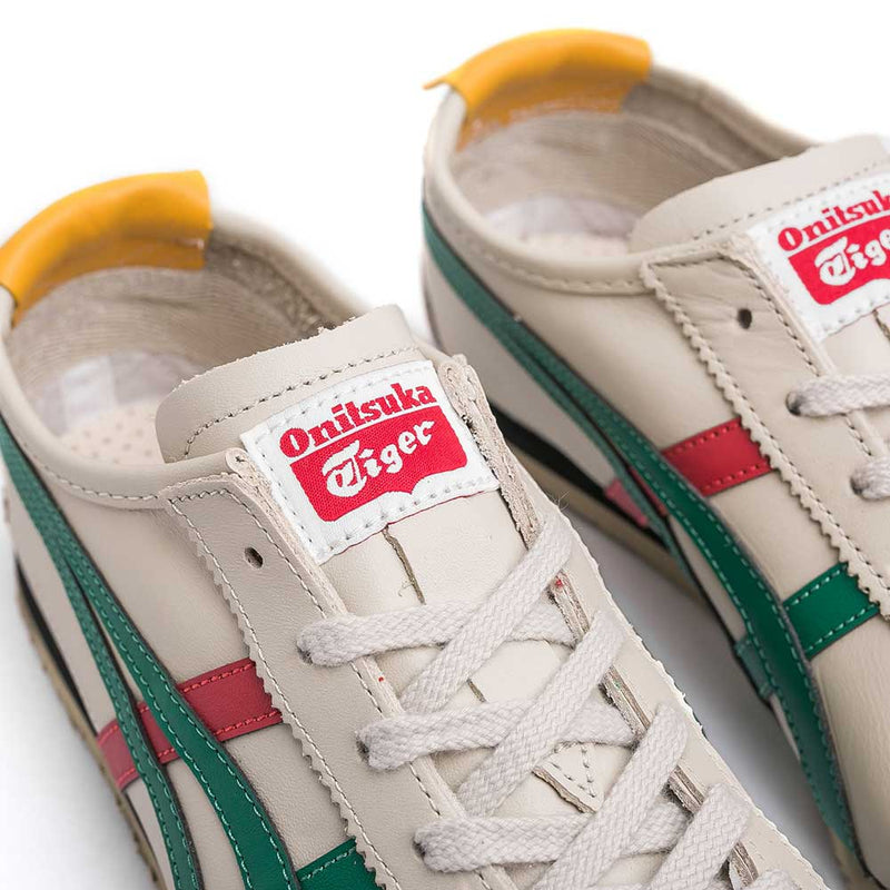 Onitsuka Tiger Mexico 66 | Beige/Green - CROSSOVER ONLINE