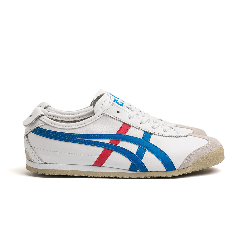 Onitsuka Tiger Mexico 66 | White/Blue - CROSSOVER ONLINE