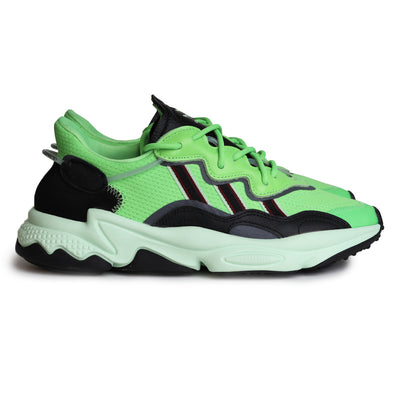 adidas Originals Ozweego | Solar Green - CROSSOVER
