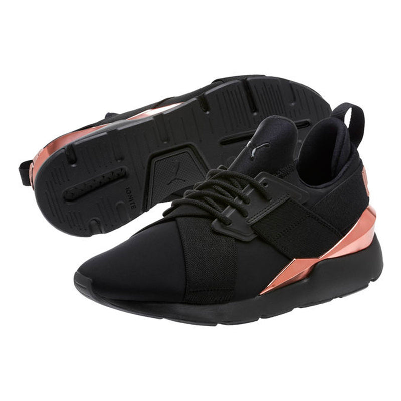 Puma Muse Metal Women | Rose Gold - CROSSOVER ONLINE