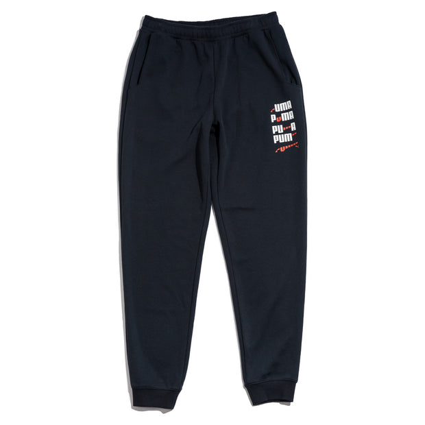 Puma x Ader Error Knitted Sweatpants | Black
