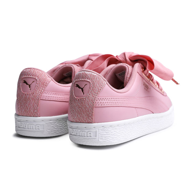 Puma Basket Heart Woven Rose | Bridal Rose - CROSSOVER