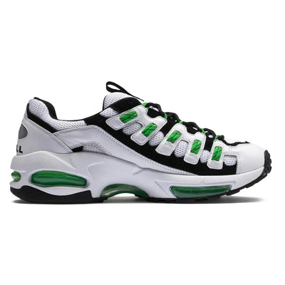 Cell Endura Trainers | White Green