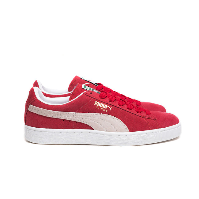 Classic Suede | Red