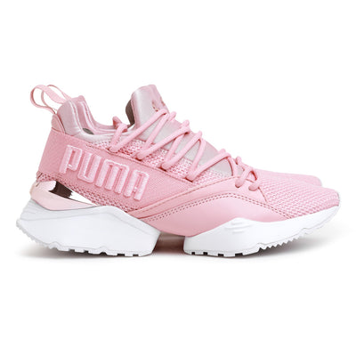 PumaMuse Maia Metallic Rose | Rose Gold - CROSSOVER