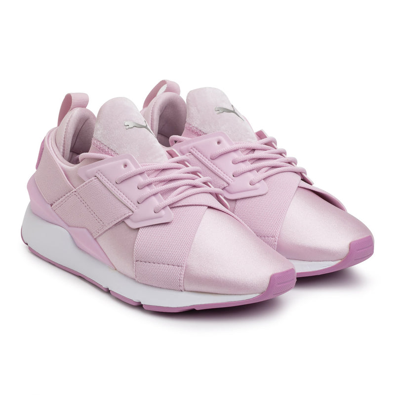Puma Muse Satin II Wn's | Winsome Orchid - CROSSOVER ONLINE