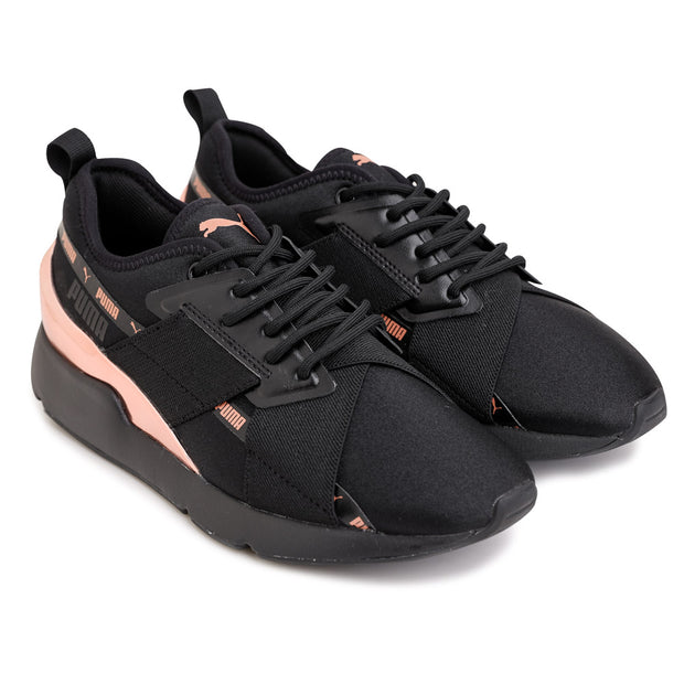 Puma Muse X-2 Metallic Women | Rose Gold - CROSSOVER