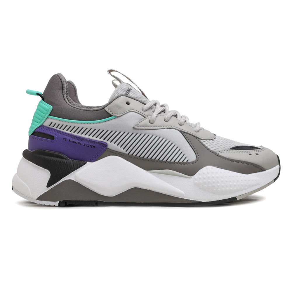Puma RS-X Tracks | Gray Violet - CROSSOVER