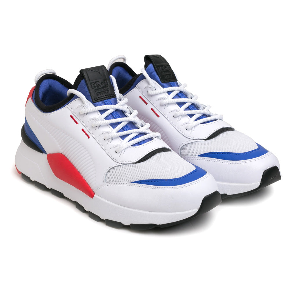 Puma RS-0 Sound | White Dazzblue - CROSSOVER