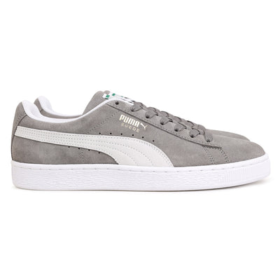 PumaSuede Classic | Steeple Gray - CROSSOVER