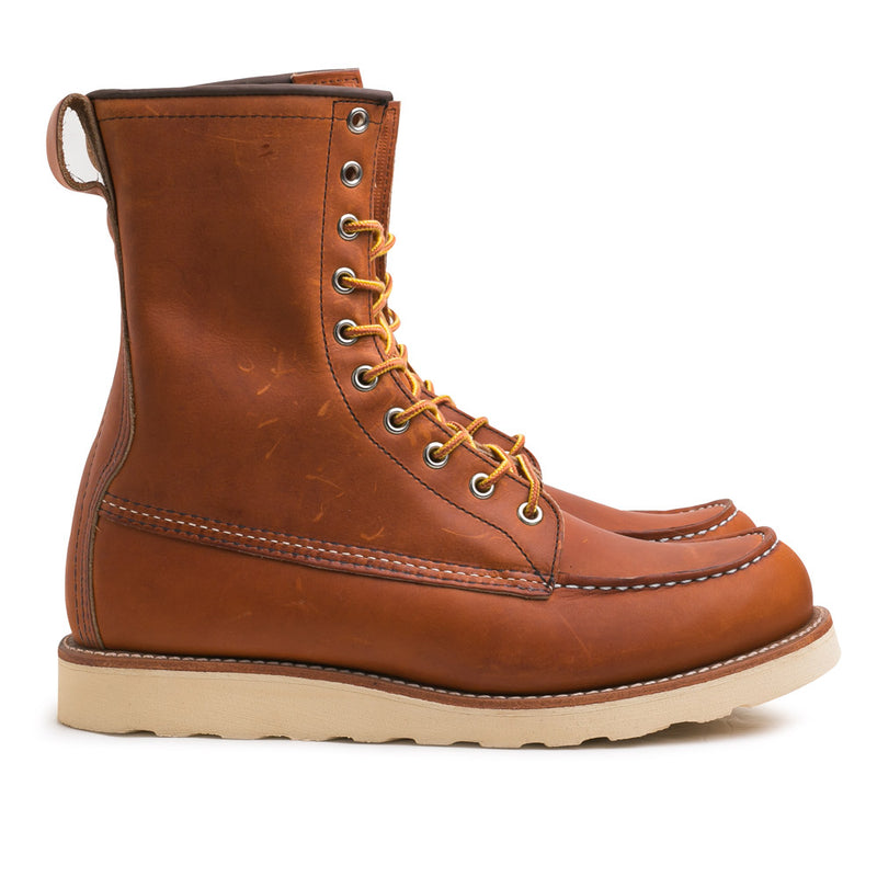 Red Wing 877 Classic Moc | Oro Legacy - CROSSOVER