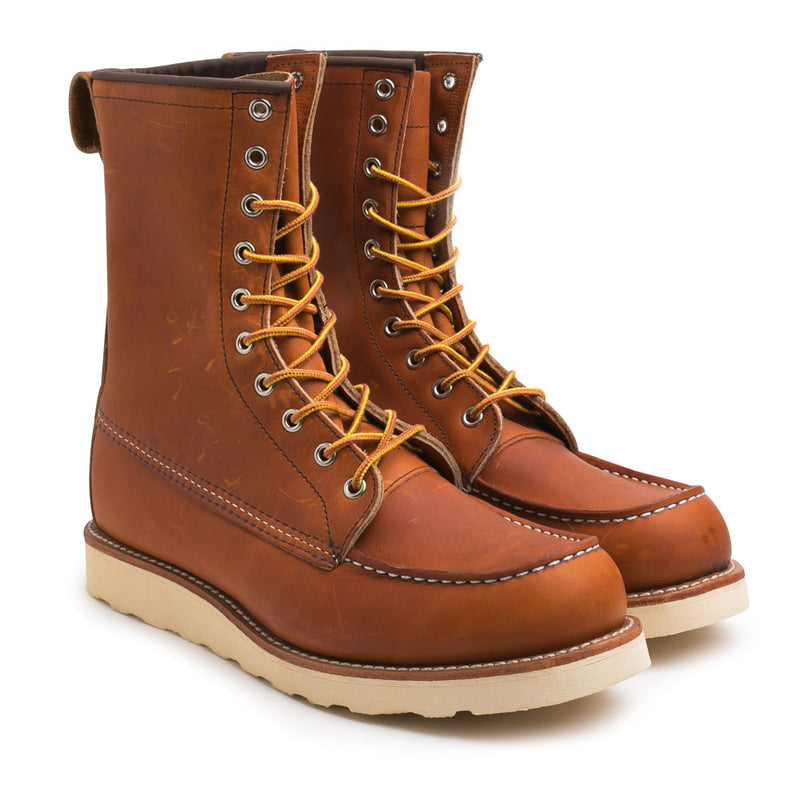 Red Wing 877 Classic Moc | Oro Legacy - CROSSOVER ONLINE