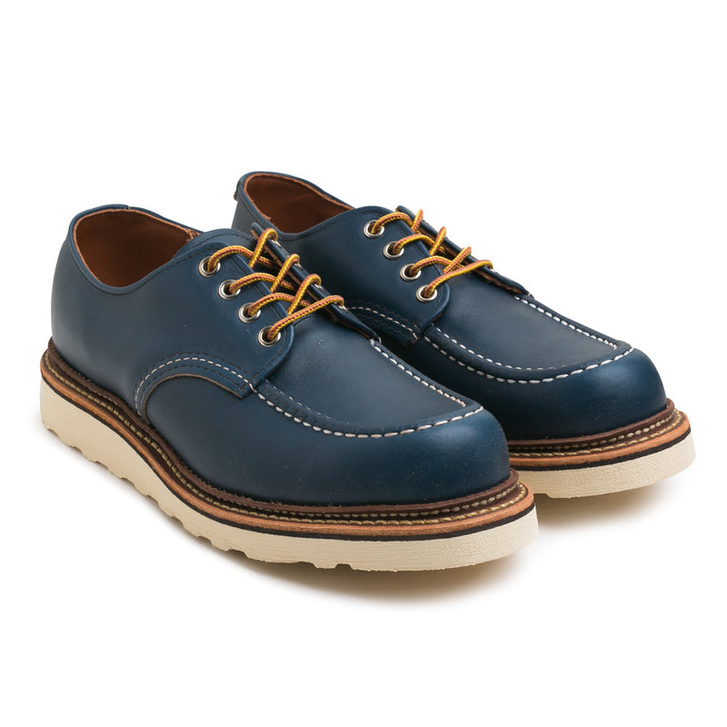 Red Wing 8100 Classic Oxford | Indigo Portage - CROSSOVER