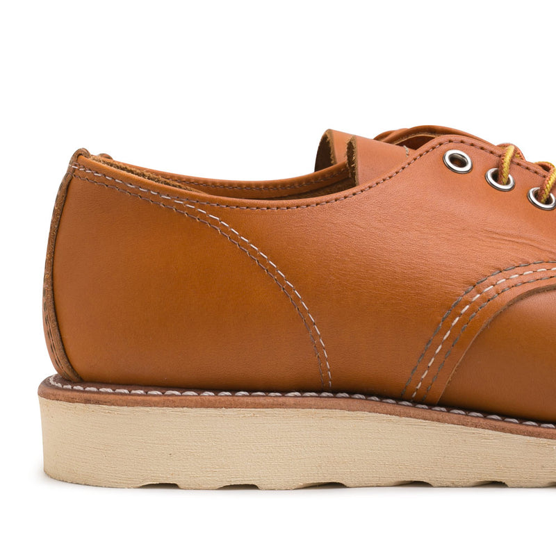"Red Wing 9895 Irish Setter Oxford | Gold Russet ""Sequoia"" - CROSSOVER ONLINE"