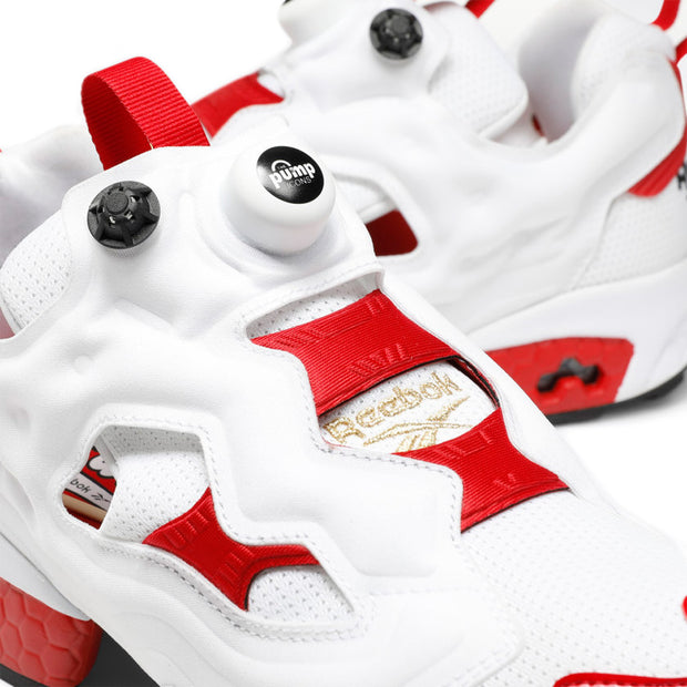 InstaPump Fury OG | White Red