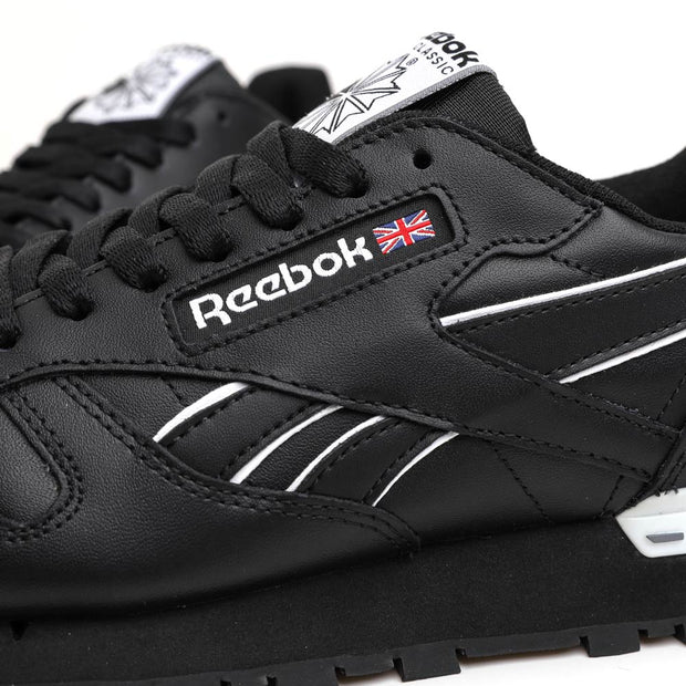 Reebok Classic Leather | Black - CROSSOVER