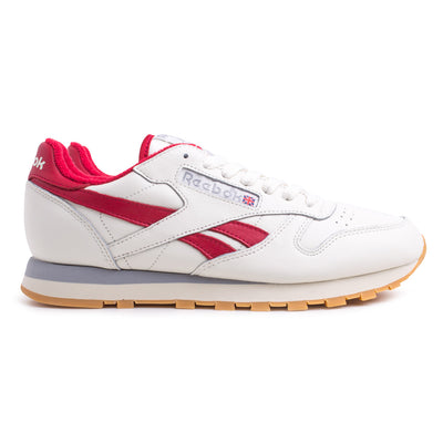 ReebokClassic Leather MU | Vintage White - CROSSOVER