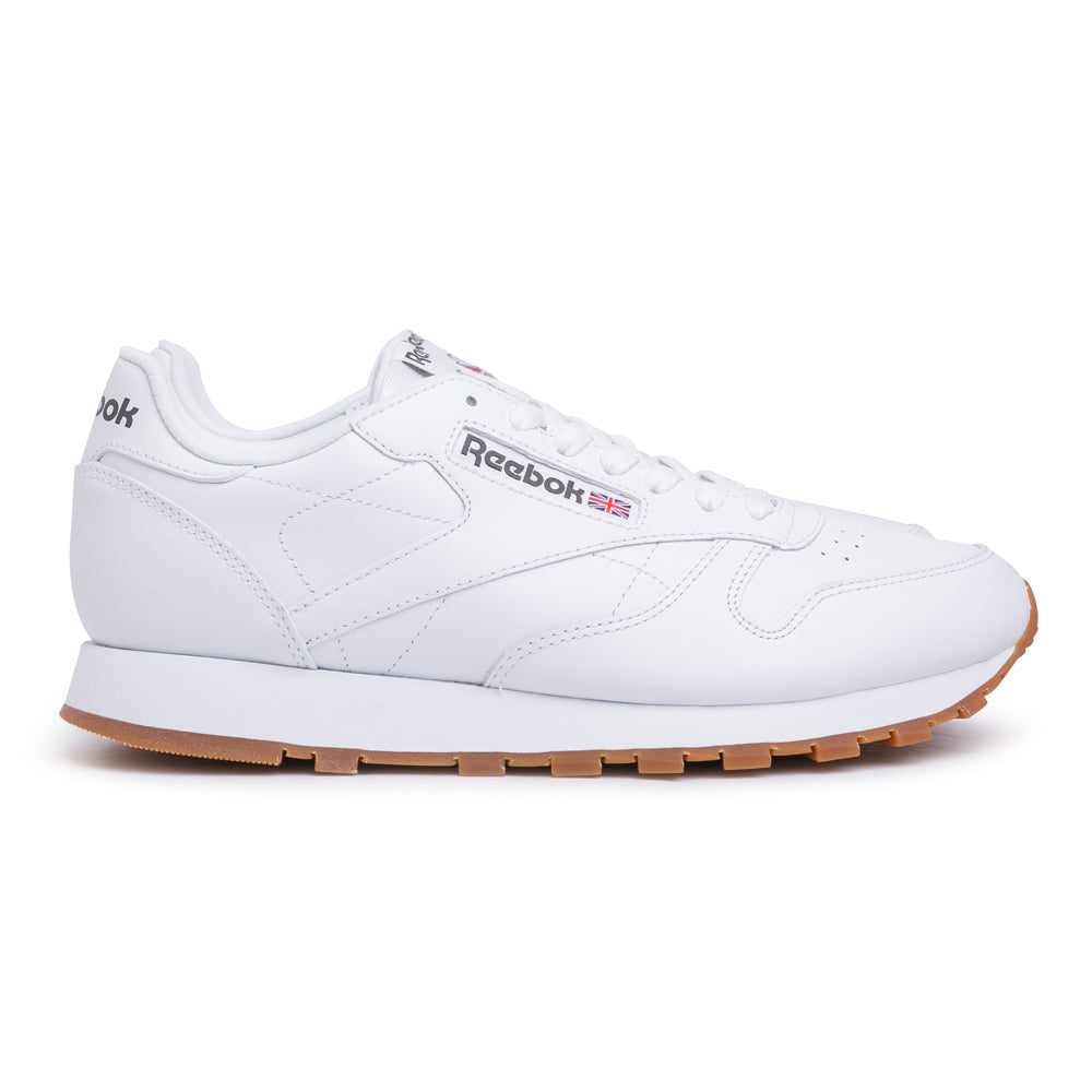 Reebok Classic Leather | White - CROSSOVER ONLINE