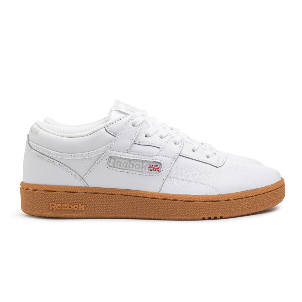 Reebok Club Workout | Gum White - CROSSOVER