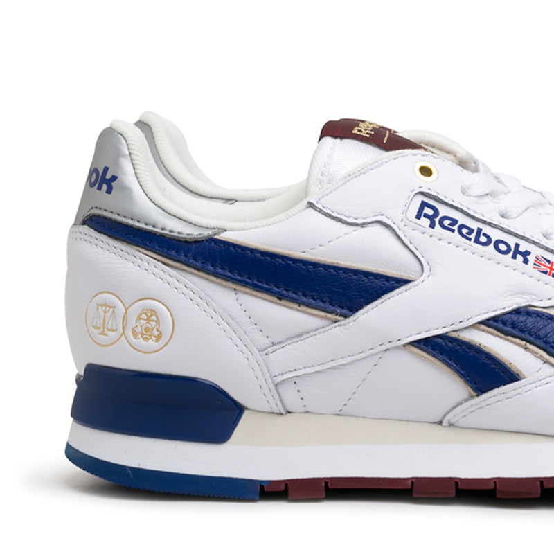 Reebok Reebok x Footpatrol x Highs and Lows Classic Leather - CROSSOVER ONLINE