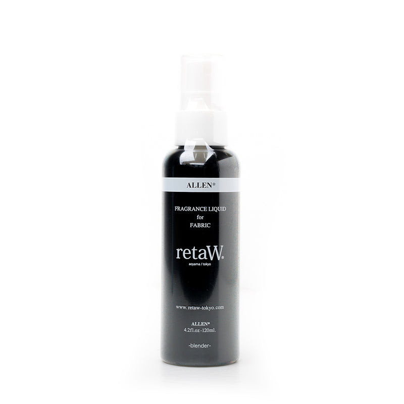retaW Fragrance Liquid for Fabric | Allen* - CROSSOVER