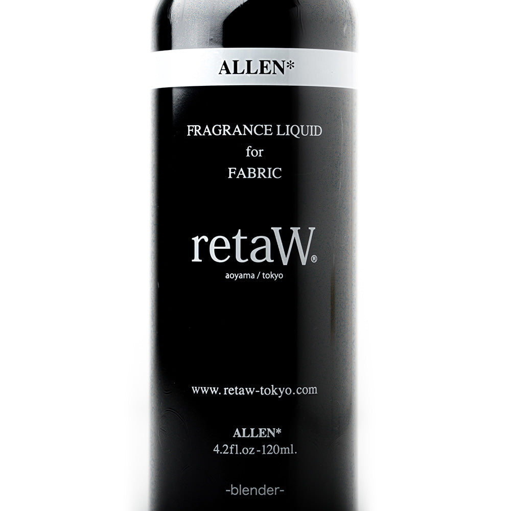 retaW Fragrance Liquid for Fabric | Allen* - CROSSOVER ONLINE