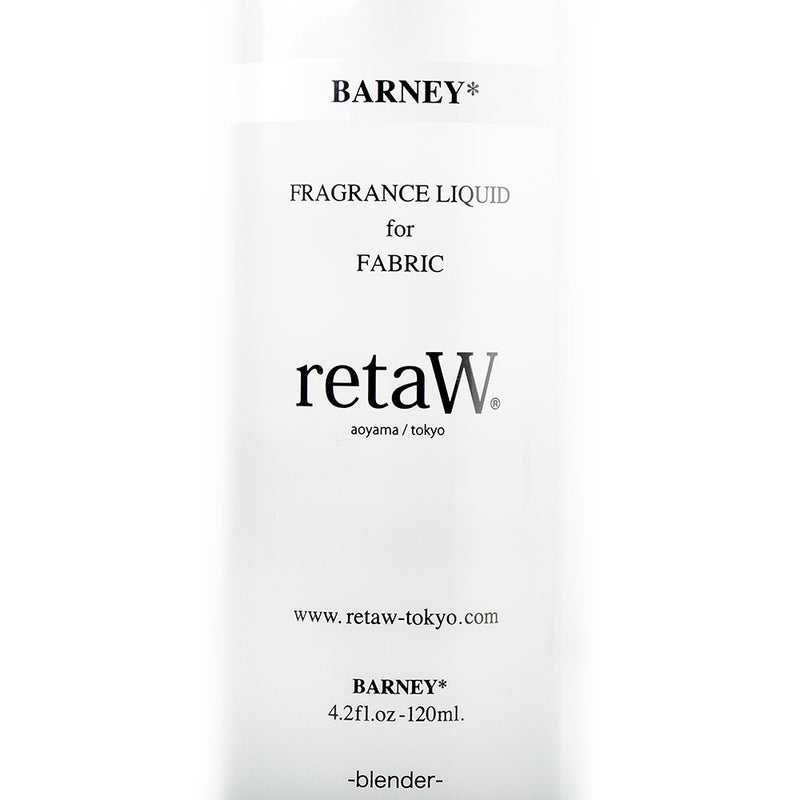 retaWFragrance Liquid for Fabric | Barney* - CROSSOVER ONLINE