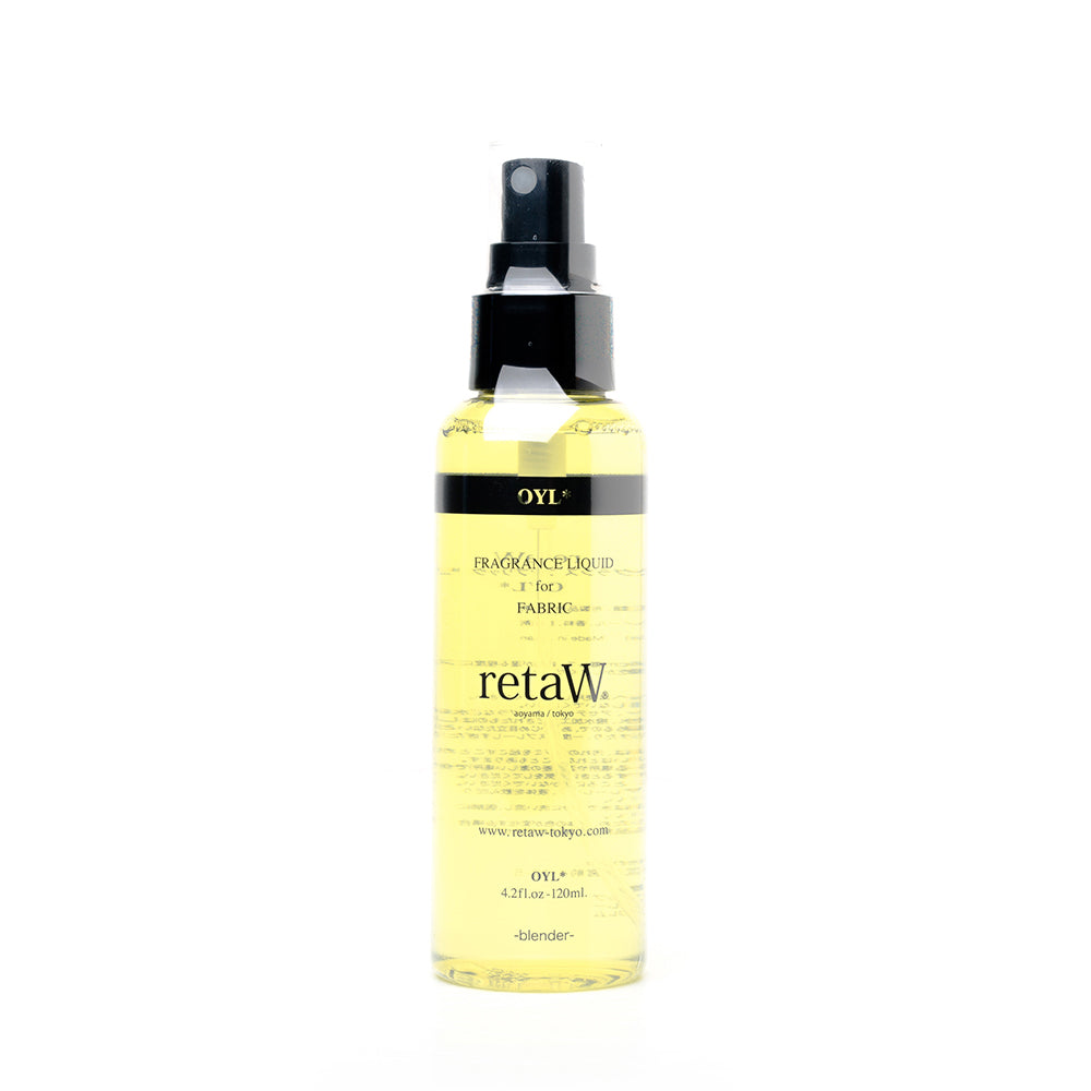retaW Fragrance Liquid for Fabric | Oyl* - CROSSOVER ONLINE
