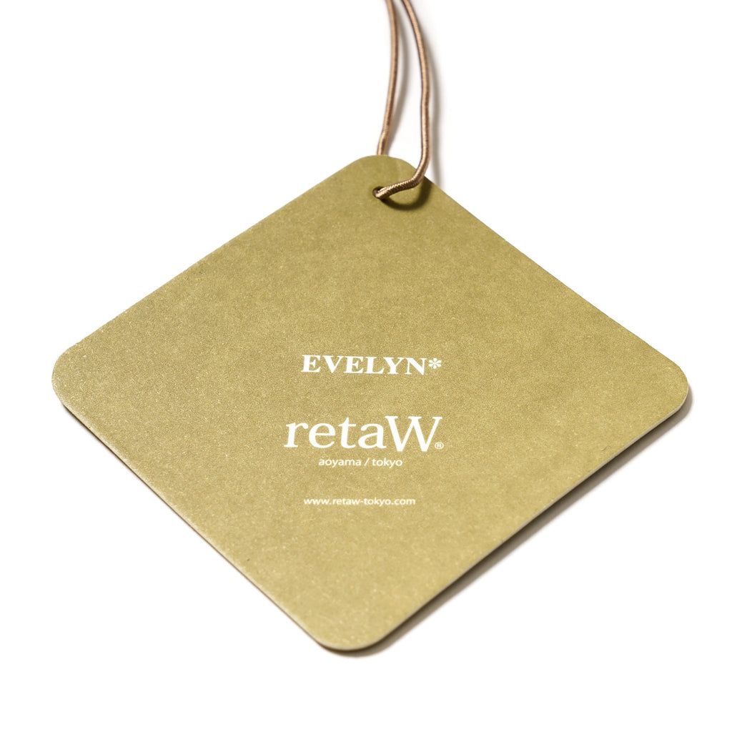 retaW Fragrance Car Tag | Evelyn* - CROSSOVER ONLINE