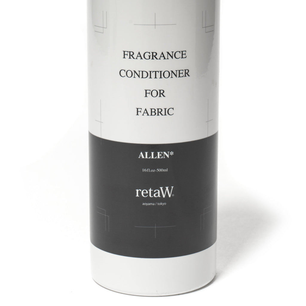 retaW Fragrance Conditioner For Fabric | Allen* - CROSSOVER ONLINE