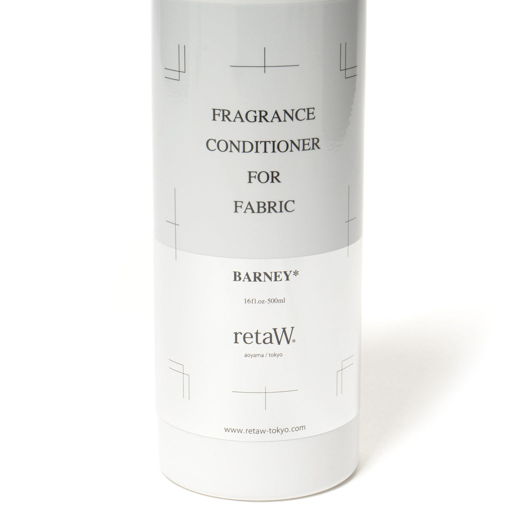 retaW Fragrance Conditioner For Fabric | Barney* - CROSSOVER ONLINE