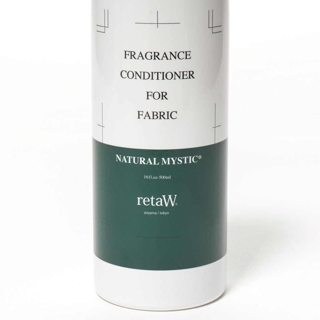 retaW Fragrance Conditioner For Fabric | Natural Mystic* - CROSSOVER