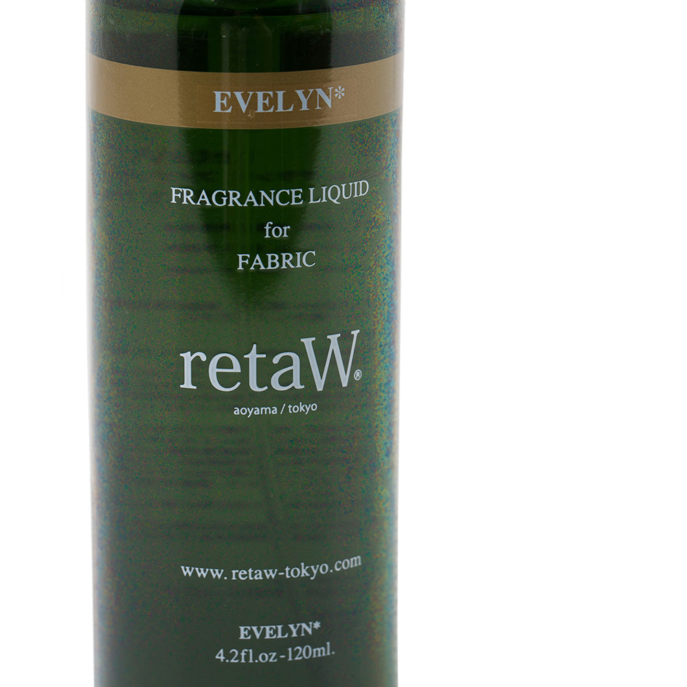retaW Fragrance Liquid for Fabric | Evelyn* - CROSSOVER ONLINE