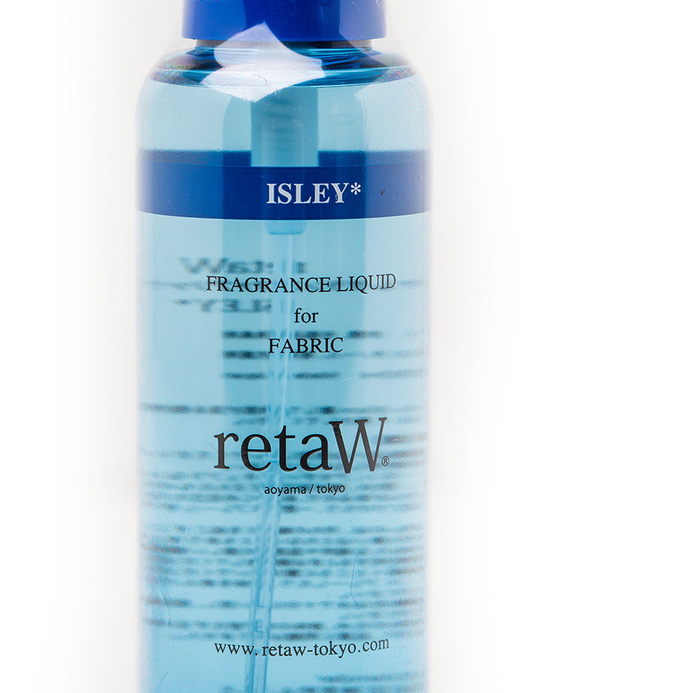 retaW Fragrance Liquid for Fabric | Isley* - CROSSOVER ONLINE